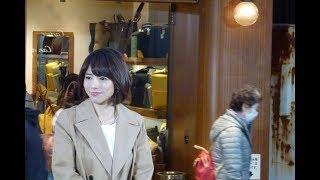 2019年2月23日、横浜元町ショッピングストリートに歴代クラウンが勢ぞろ...