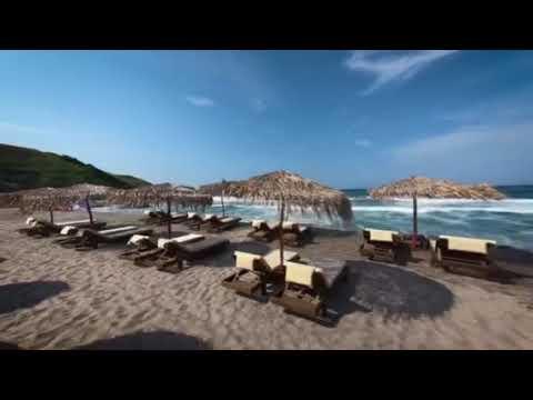 Dolphin Beach Bar, Ahtopol, Bulgaria