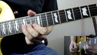 3 very cool rock guitar licks in E minor