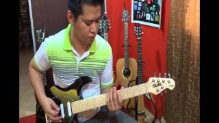 Sterling by Music Man SUB Silo3 video demo