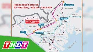 Đề xuất nâng cấp tuyến N2 từ Long An đến Đồng Tháp | THDT