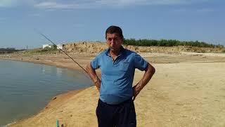 Диалог о рыбалке на Водозаборе.