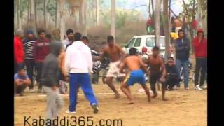 Sarhi (Hoshiarpur) Kabaddi Tournament 8 Jan 2014 Part 1 By Kabaddi365.com