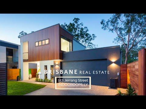 Brisbane Real Estate - 153 Jerrang St | Indooroopilly