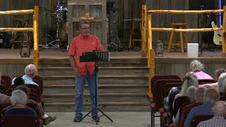 CCEC, July 7, 2021, Pastor Werth Mayes