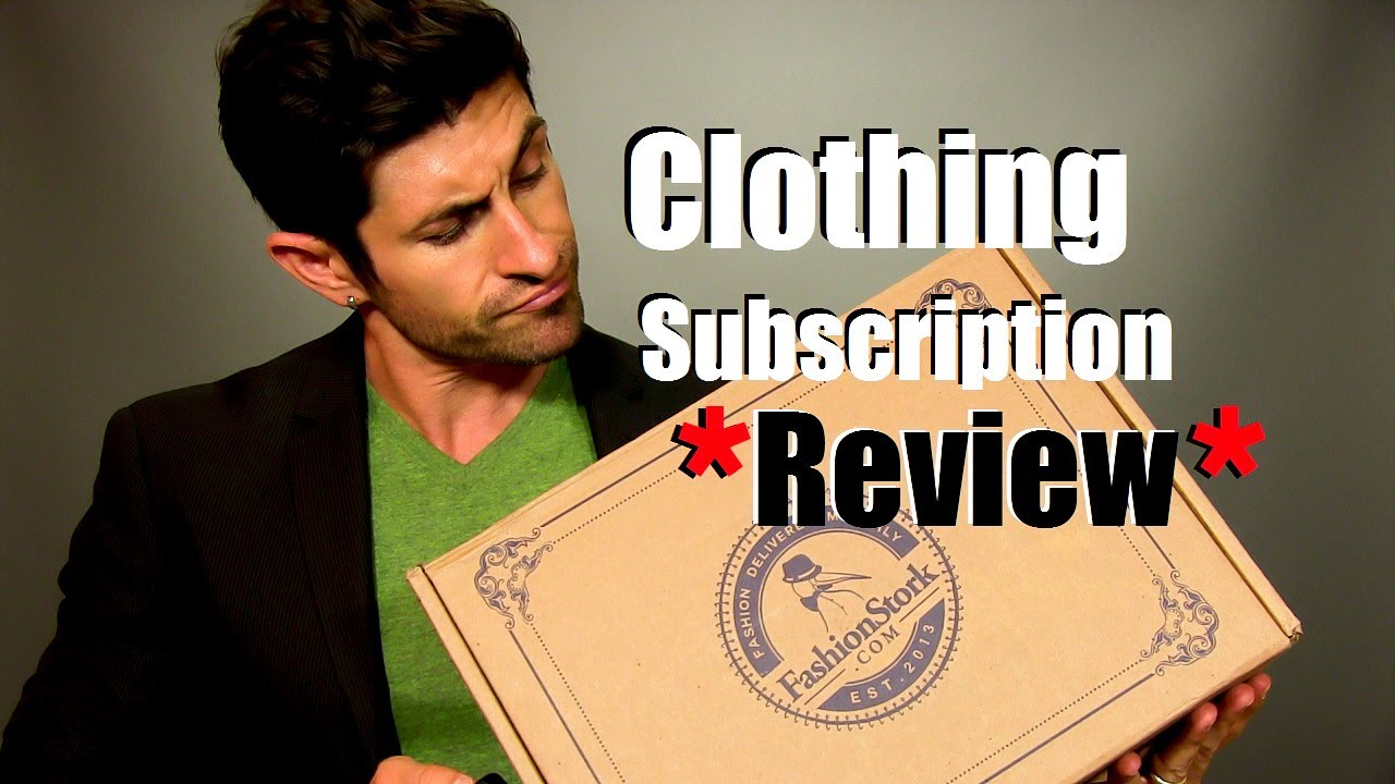 Clothing Subscription Site Review and Test Order  Fashion Stork     Clothing Subscription Site Review and Test Order  Fashion Stork    YouTube