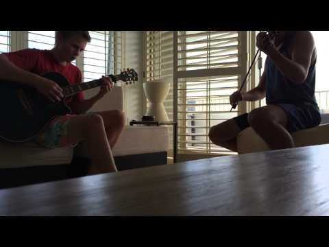 """The A Team"" by Ed Sheeran Guitar/Violin Cover"