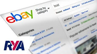 Top Tips for buying a boat on ebay - with Pete Vincent from 2ndhanddinghies.com