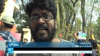 الهند.. الفنانون والمفكرون يتظاهرون ضد سياسات الحكومة