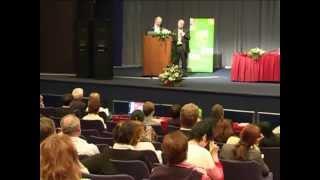 Девид Хибер на конгрессе диетологов и нутрициологов (Herbalife video)