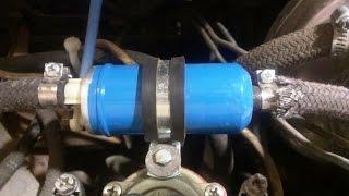 Электробензонасос низкого давления на ваз 2108 карбюратор