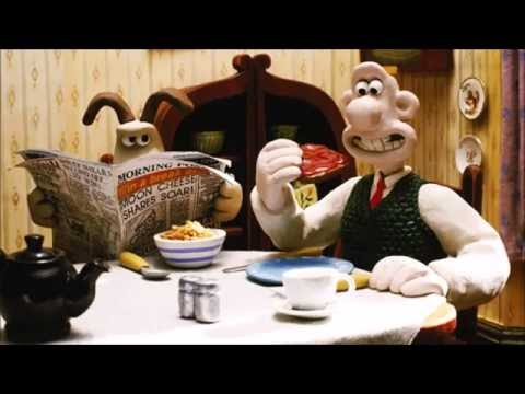 Wallace and Gromit The Wrong Trousers  Suite