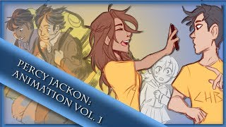 Repeat youtube video Percy Jackson the Animation : Volume 1