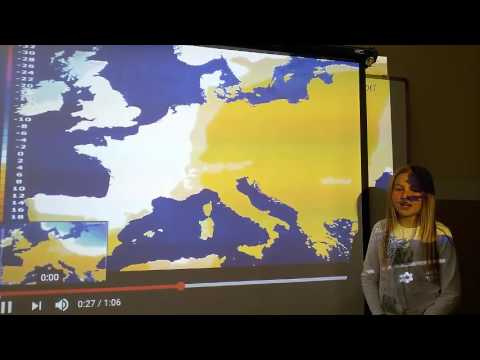 GOW2017 video from Serbia ,,WEATHER FORECAST...IN OUR WAY""