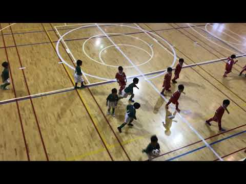 Showa University Junior Soccer Competition 4/4