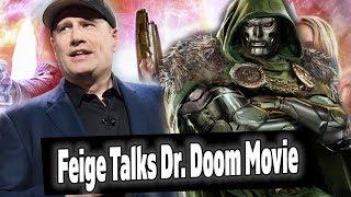DOCTOR DOOM MOVIE UPDATE!  DOOM After Avengers Endgame??