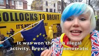 Day 1 - Bollocks to brexit Bus Tour