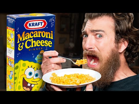 Making 13-Year-Old Mac And Cheese