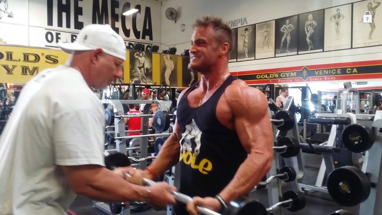 Gold S Gym Long Beach Ca