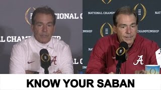 Know Your Saban! Episode One