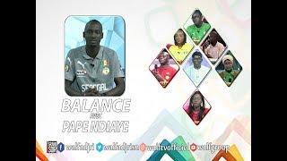 REPLAY BALANCE 16 07 2019 AVEC PAPE NDIAYE