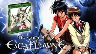 Vision of Escaflowne - Edition Collector