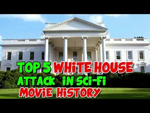The Top 5 White House Attacks in Sci-Fi Movie History