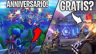 FORTNITE ANNIVERSARIO! NEW MODALITY, NEW BUS AND SAVE THE FREE WORLD?