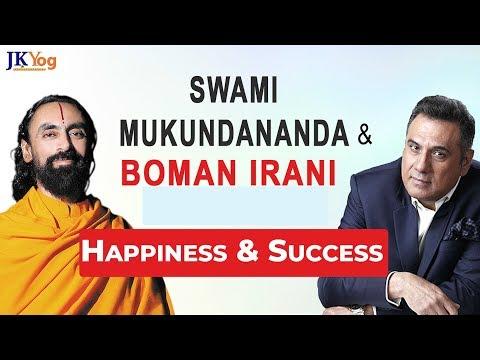 JKYog Happiness and Success Series Teaser | Swami Mukundananda and Boman Irani