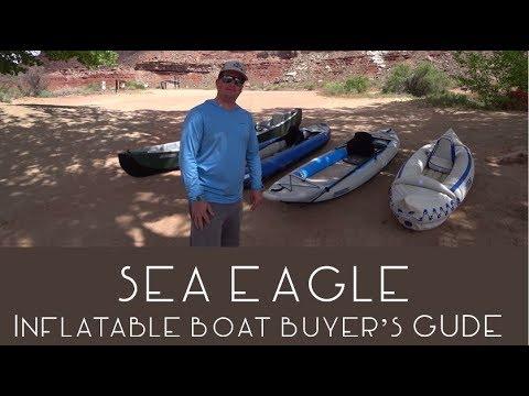 Sea Eagle Inflatable Kayak Buyer's Guide