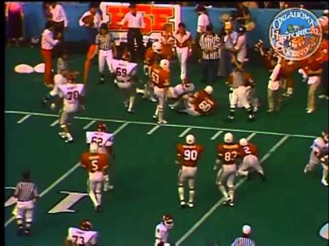 OU vs. Texas 1983