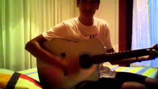 Dani martin-Mi lamento(Cover por Carlitos Ariel)