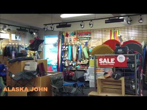 Spyglasses - REI Store - Anchorage Alaska