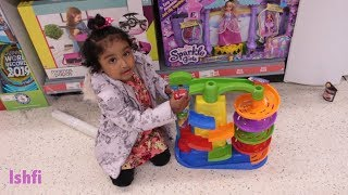 Ishfi's Toy Store Visit with Mummy