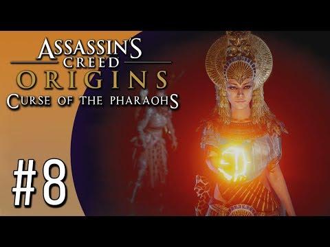 Curse of the Pharaohs DLC #8 (Assassin's Creed: Origins)