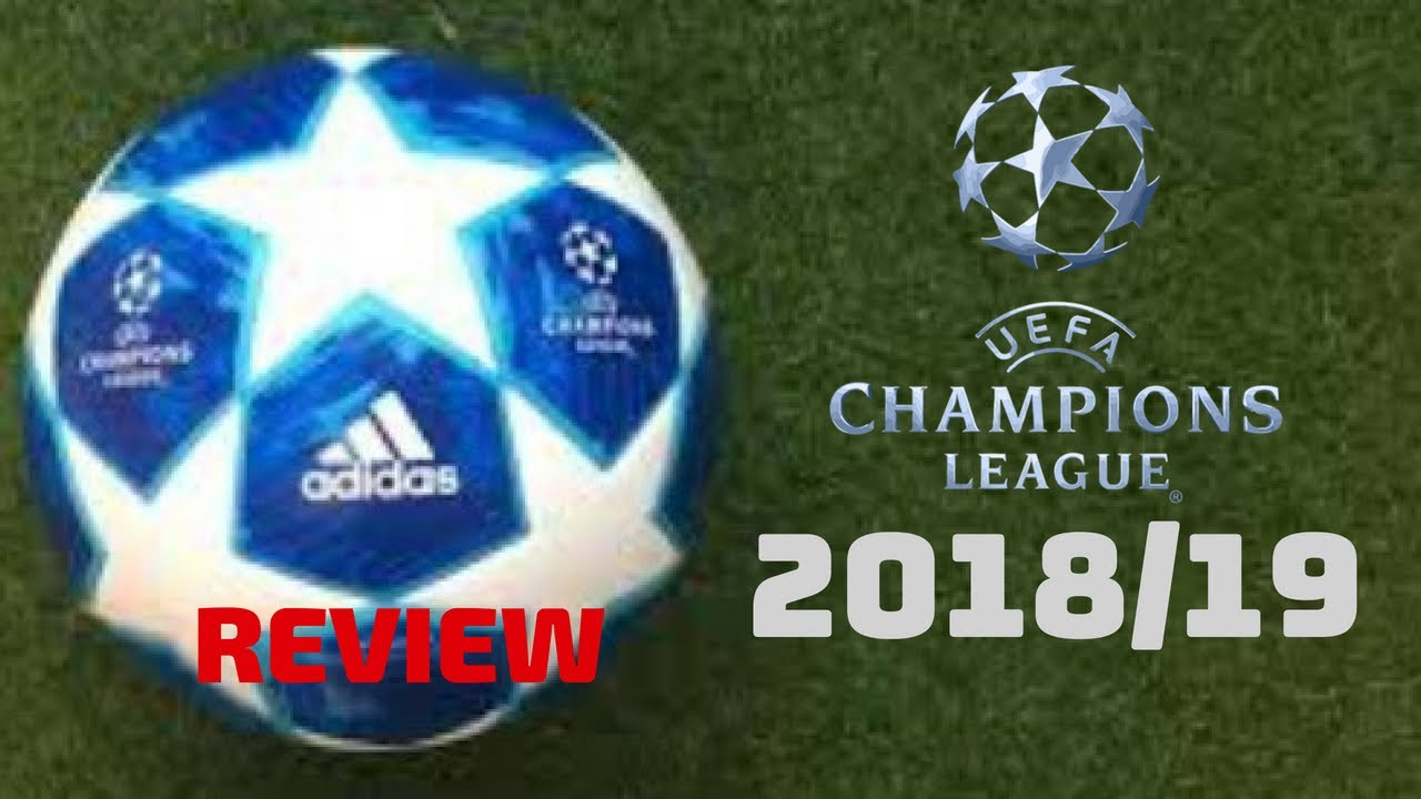 0aeaea6d NEW Adidas 2018/19 UEFA Champions League Top Training Match Ball Review! |  FOOTY Reviews