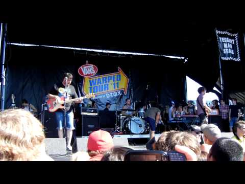 illScarlett - Mary Jane (Live in Mississauga, ON. at VANS Warped Tour 2011 - July 15, 2011) [HD]