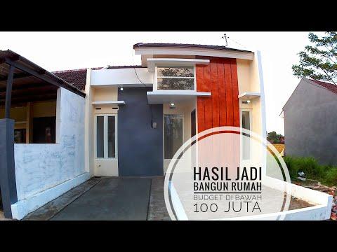 78+ Gambar Rumah 2 Lantai Biaya 100 Jt HD Terbaru
