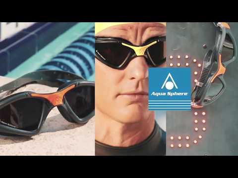 95dcff03c9 Lentes para Natación Kayenne de Aqua Sphere - YouTube