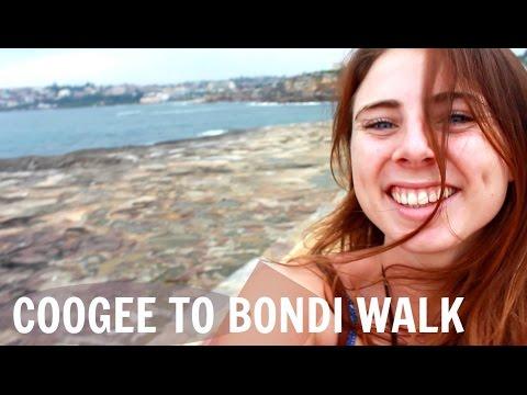 WALKING COOGEE TO BONDI | Sydney, Australia