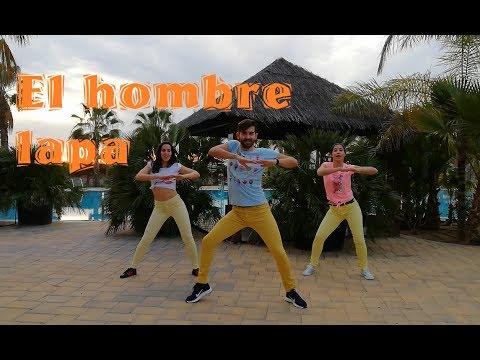 Zumba La Tribu - El hombre lapa | Coreo fitness (Zumba fitness) | Baile oficial by Marverdancers