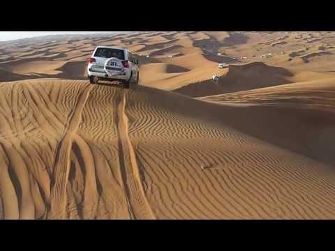 Safari Ride in Sharjah Desert. 10.05.2013