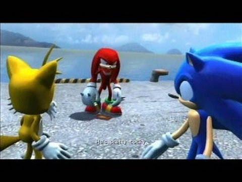 Clement Reviews Sonic 06! (Part 3)
