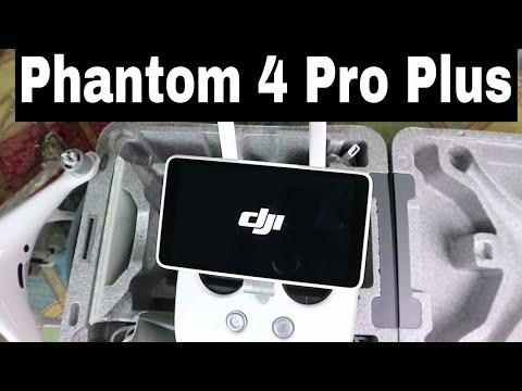 Unboxing 2 - DJI Phantom 4 Pro Plus - Amazon Warehouse Deals