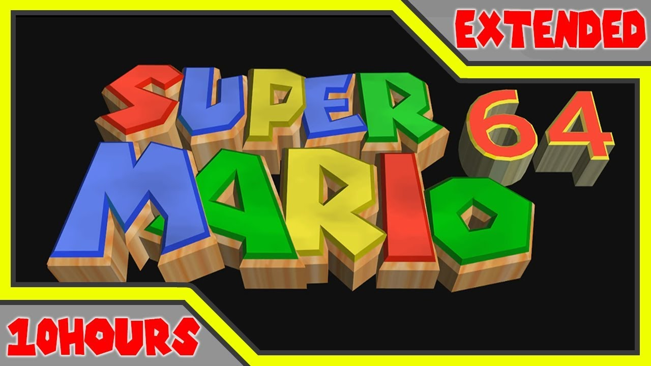 Dire, Dire Docks - Super Mario 64 Music Extended 10 Hours