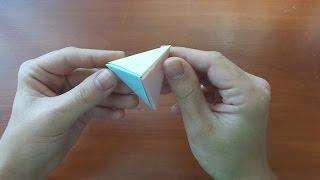 Модульное оригами - Многогранник