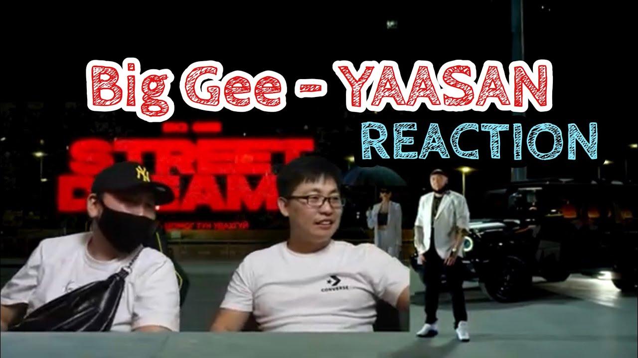 Download Big Gee - Yaasan (Official Music Video) - Reaction With UNENBAT