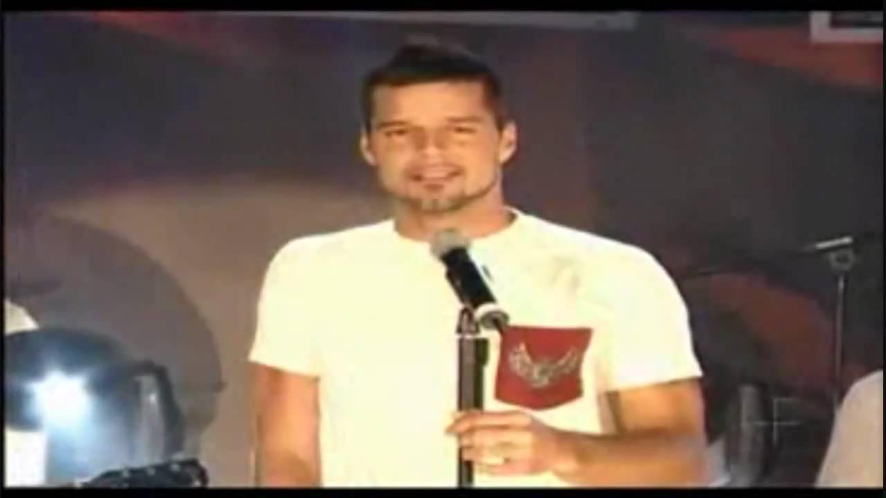 Download Ricky Martin-Stop Time Tonight (Subtitulada En Español)