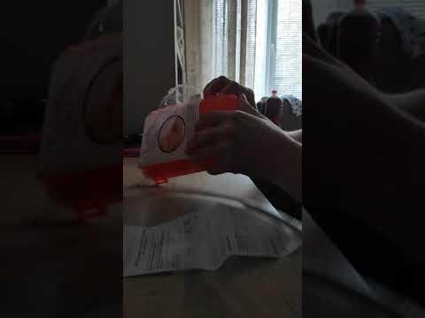 Массажер антицелюлитный для всего тела Titania 9000 S Оранжевый (4008576090001_S_orange)