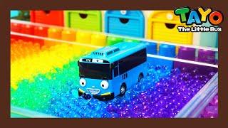 Мощные большегрузные автомобили l Тяжелые автомобили Tayo Lego Play S4 Special l Приключения Тайо